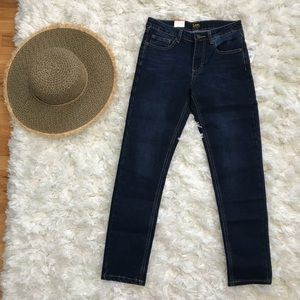 Lee NWt straight jeans sz s
